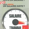 Affiche Augmenter les Salaires