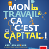 Affiche CGT capital 2013