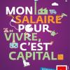 Affiche CGT salaire 2013