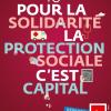 Affiche CGT solidarité 2013