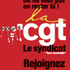 Affiche Syndicalisation CGT