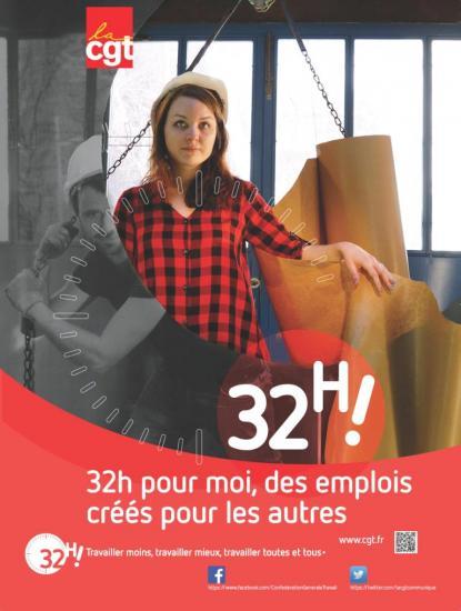 Campagne 32h Emploi