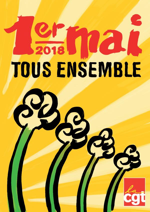 1mai2018 affiche